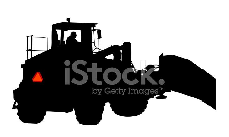 733x440 Snowplow Stock Vector
