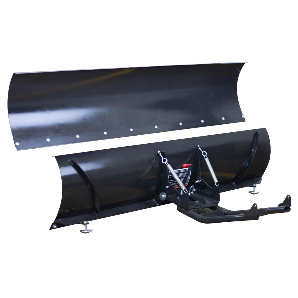 1000x1000 Vector 72 In. Snow Plow Kit For Vector Utility Vehicles Spkst72
