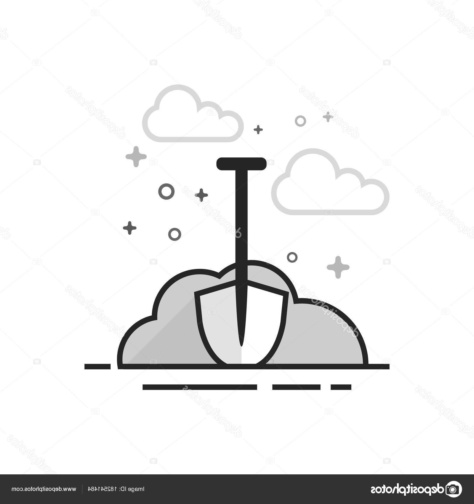 1600x1700 Best Free Flat Shovel Snow Vector File Free Free Vector Art