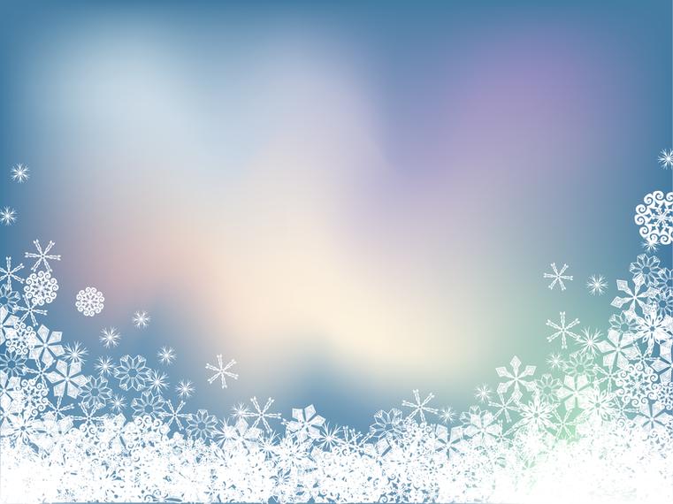 761x570 Background Vector Snow