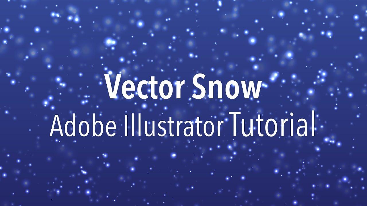 1280x720 Vector Snow