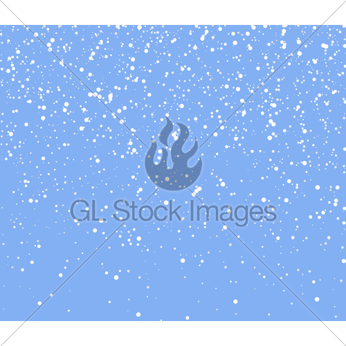 500x500 Falling Snow Vector Background Gl Stock Images