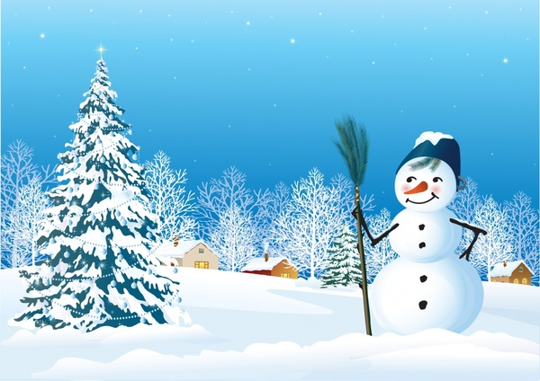 600x424 Christmas Snow Vector Free Vector In Encapsulated Postscript Eps