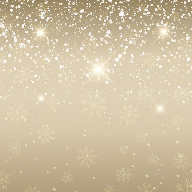 626x626 Elegant Christmas Background With Snow Vector Free Download For