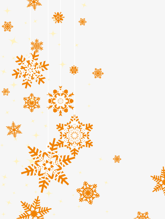 650x864 Vector Snowflakes, Snowflake, Snow, Vector Free Download Png And