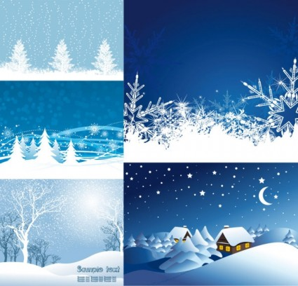 425x408 Vector Christmas Snow Vector Free Vector Download In .ai, .eps