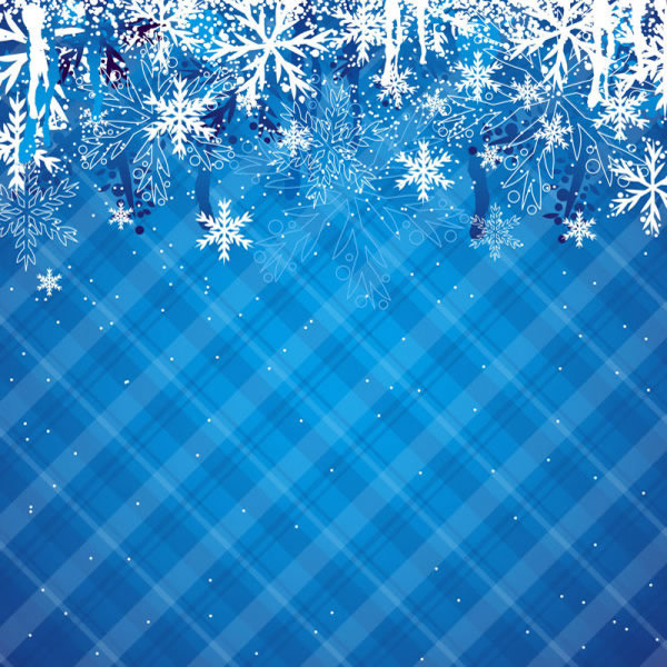 600x600 Beautiful Snow Vector Background Free Vector Free Download
