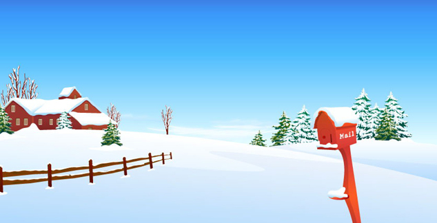 634x324 Christmas Snow Vector Download Free Download