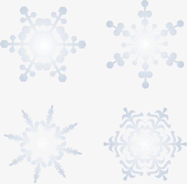 650x639 Pastel Snow Snowflake Vector, Pastel Vector, Snow Vector