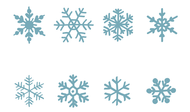 650x384 Winter And Holiday Inspired Icon Sets [Christmas Freebies