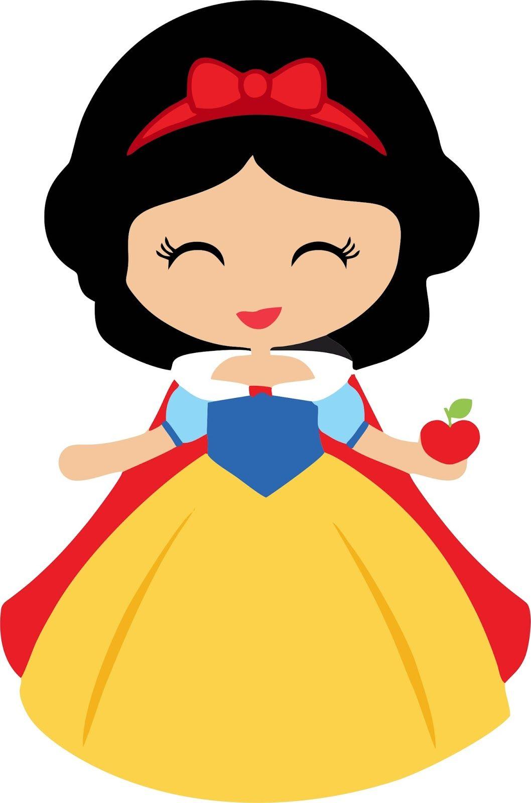 Snow White Vector