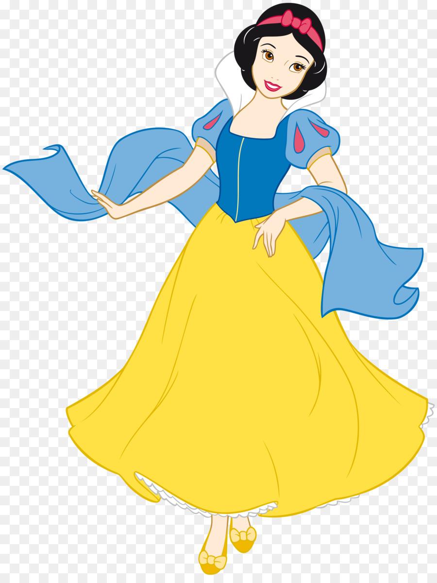 900x1200 Snow White Ariel Disney Princess Clip Art