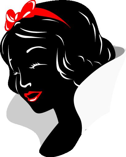 411x510 Snow White Vector By Steamboatlyssie Disney
