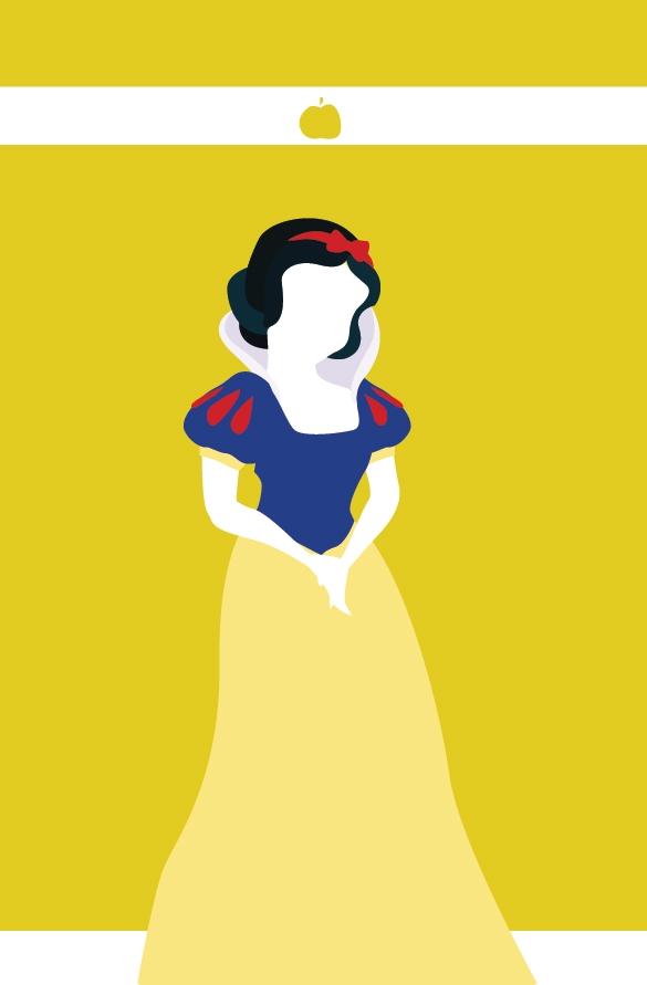 585x891 Disney Princesses 6 Snow White By Alicewieckowska