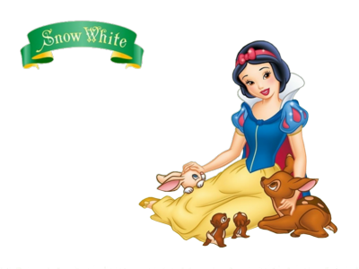 400x300 Free Snow White Psd Vector Graphic