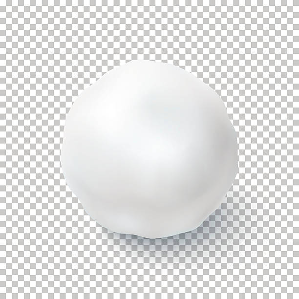 612x612 Collection Of Snowball Clipart Transparent High Quality