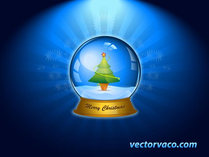 680x510 Christmas Snowball Free Vector Free Vectors Ui Download