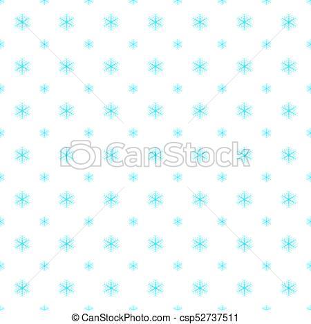 450x470 Seamless Retro Geometric Snowfall Pattern Wallpaper