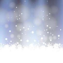 260x260 Snowfall Vector Graphics To Download
