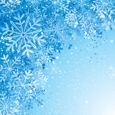 368x368 Free Snowflake Background Vector Art Free Vector Download (219,998