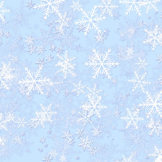 626x626 Frozen Snowflake Background Vector Free Download