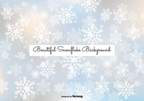 286x200 Snowflake Background Free Vector Art