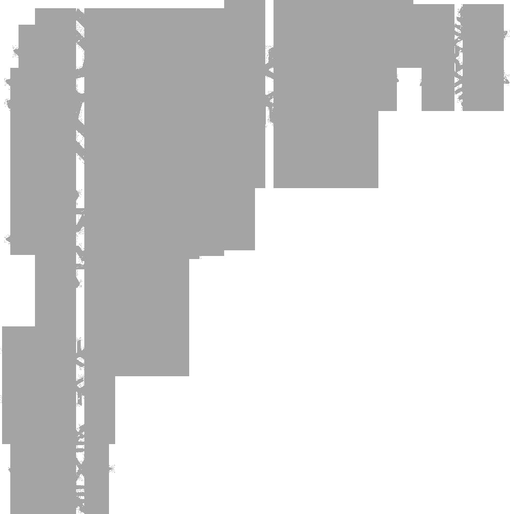 992x1000 Free Blue Snowflake Border Vector Black And White Stock