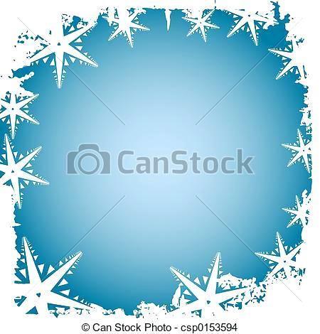 450x470 Snowflake Borders Clip Art Snowflake Clip Art Snowflake Border