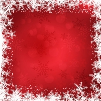 200x200 Snowflake Border Free Vector Graphic Art Free Download (Found