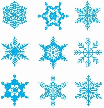 357x368 Snowflake Free Vector Download (1,687 Free Vector) For Commercial