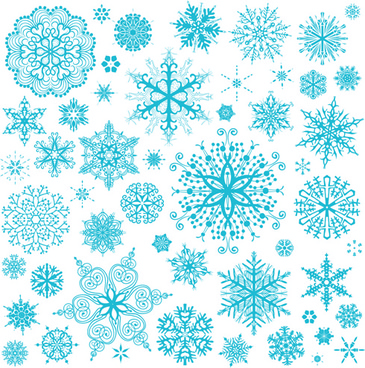 365x368 Snowflake Patterns Free Vector Download (19,771 Free Vector) For