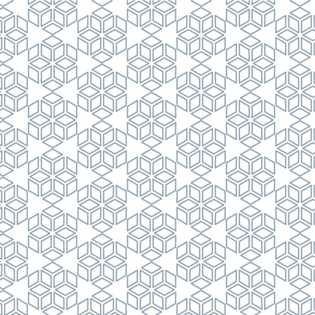 626x626 Abstract Snowflakes Pattern Vector Free Download