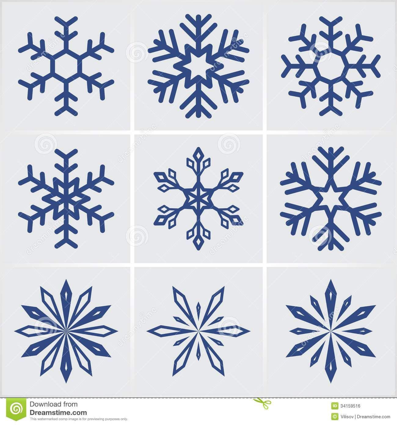 1300x1390 Snowflake Vector For Etc Bullet Journals, Bullet