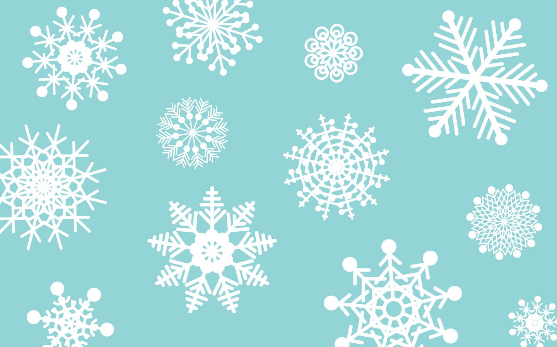 1440x900 Snowflake Art Background Wallpaper Free Downlo Wallpaper