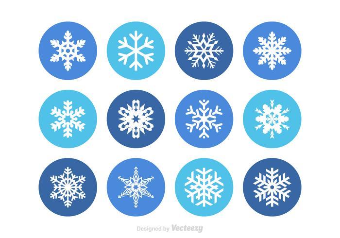 700x490 Snowflake Free Vector Art