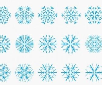 336x280 Vector Snowflake Vector Art