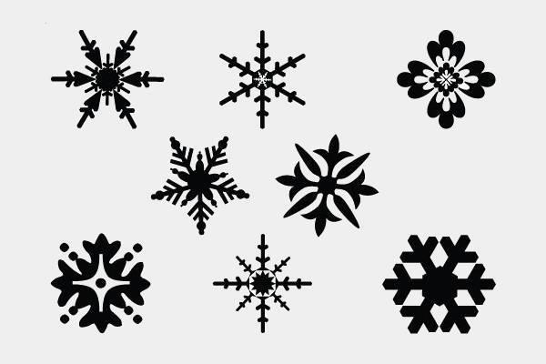 Snowflake Vector Png