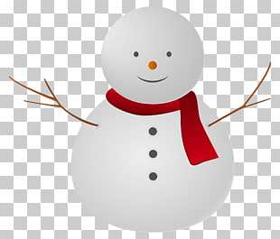 Snowman Vector Art
