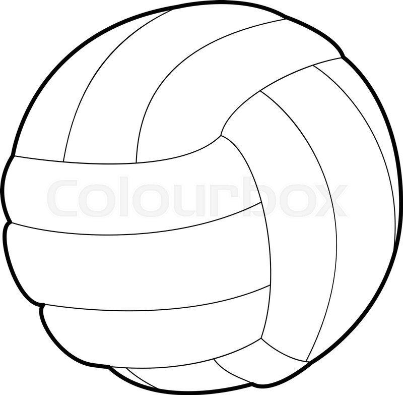 800x783 Soccer Ball Icon. Outline Illustration Of Soccer Ball Vector Icon