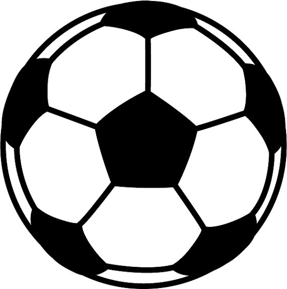 570x573 Soccer Ball Vector 1 An Images Hub
