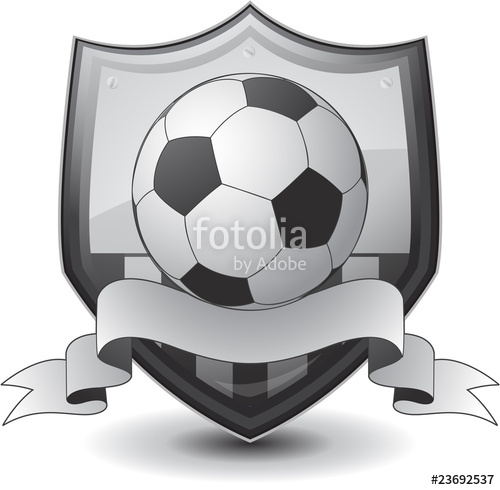 500x490 Soccer Shield Logo Stock Image And Royalty Free Vector Files On