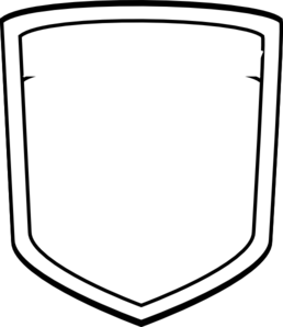 258x298 Collection Of Free Badges Vector Shield. Download On Ubisafe