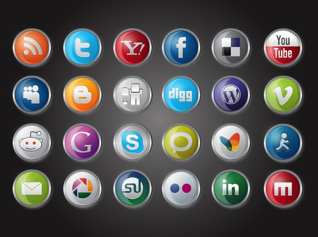 647x483 Logos. Logo For Website Free Download Social Media Website Logos