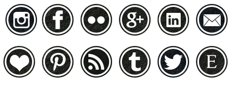 482x174 A Typical English Home Chalkboard Social Media Icons