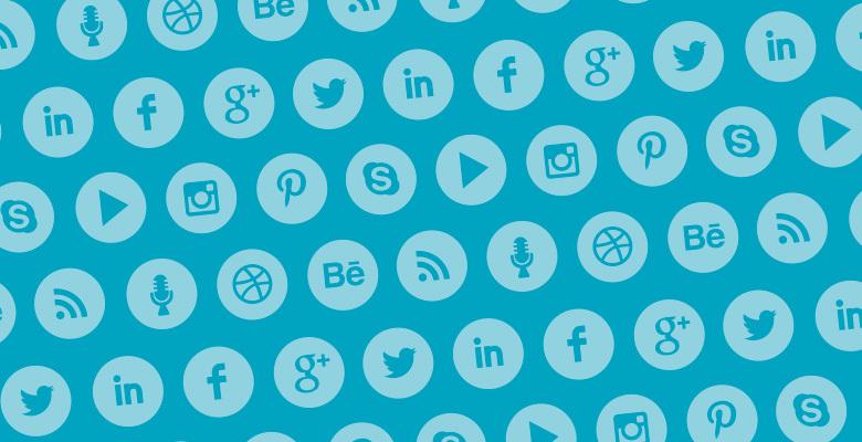 780x400 1680 Free Circle Social Media Icons Bourn Creative