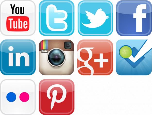 626x472 Free Social Media Icon Download 300909 Download Social Media