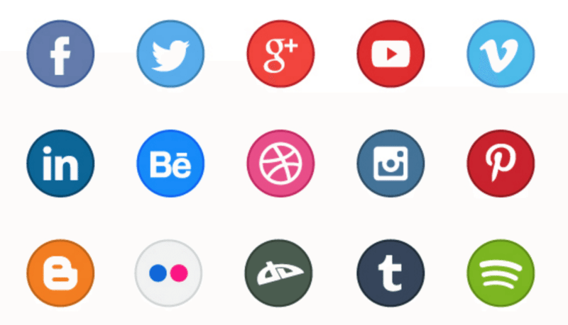 800x459 54 Beautiful [Free!] Social Media Icon Sets For Your Website