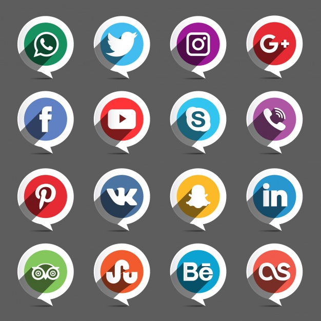 626x626 Free Icons 2017 New Icons Every Month Im Creator Social Media