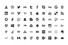 236x157 Pin By On Icons Social Icons