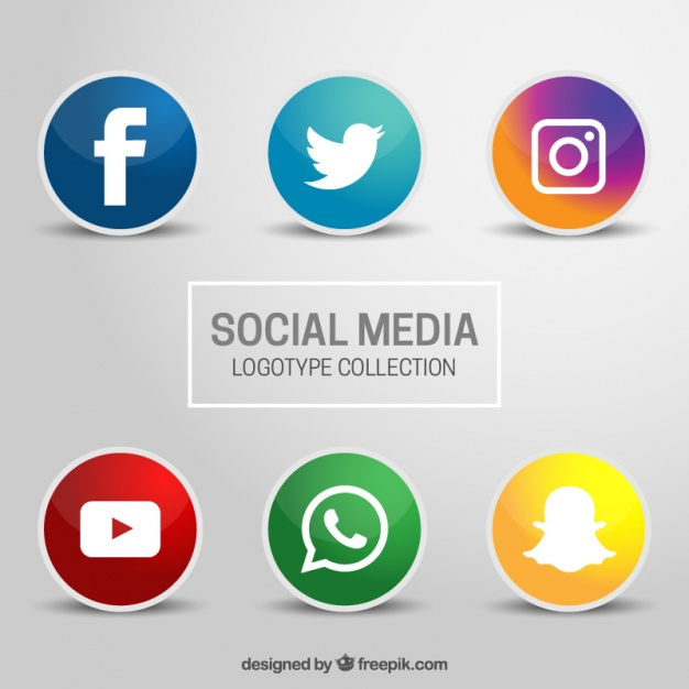 626x626 19 Free Vector Social Media Icon Sets That Can Suit Any Site